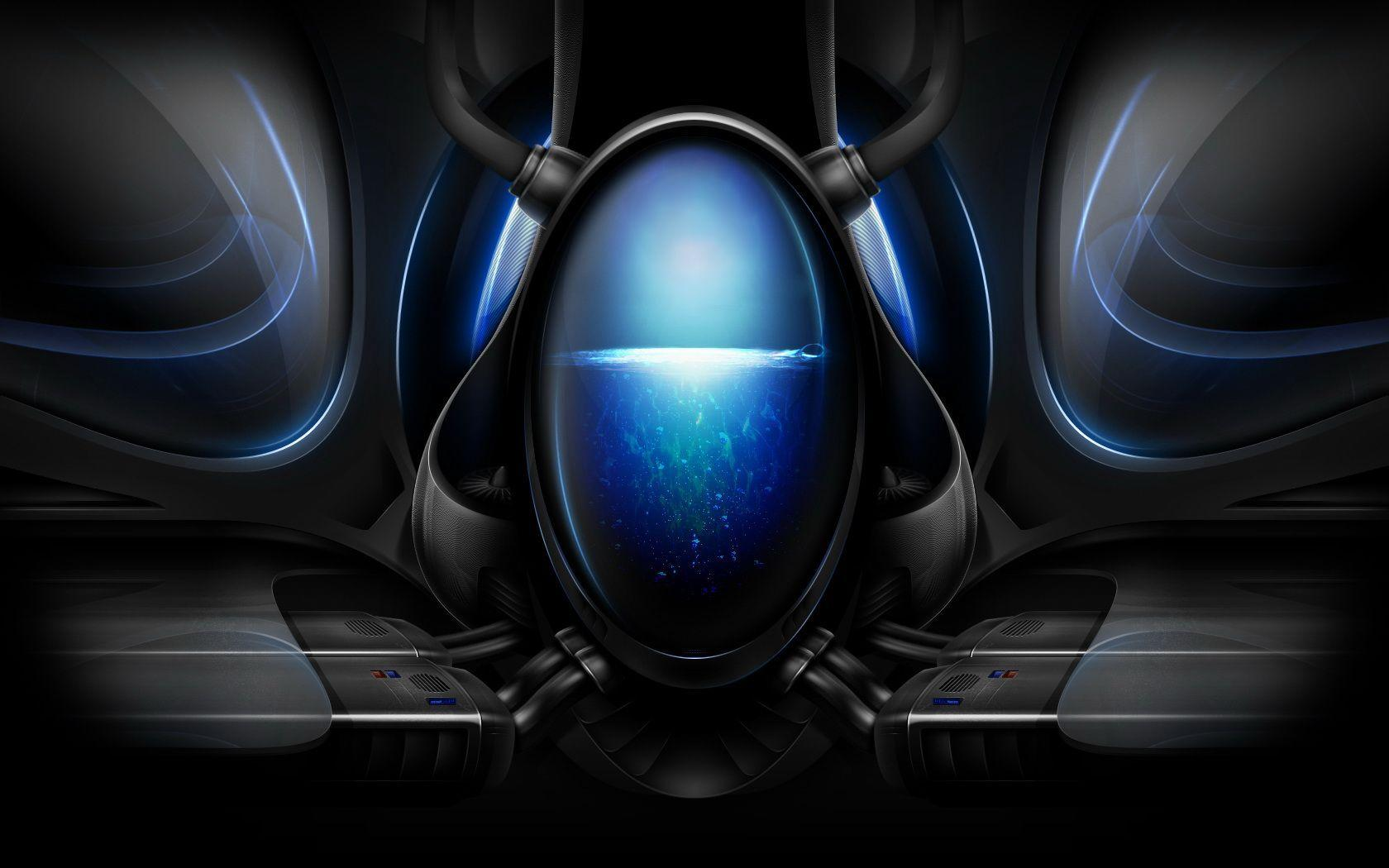 Cool Tech Backgrounds 1680x1050