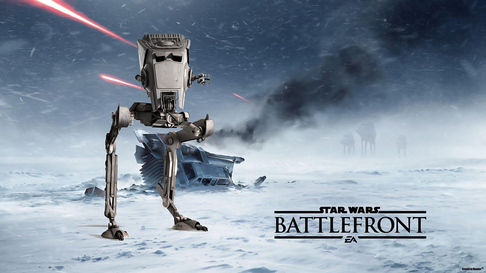Star Wars Star Wars Battlefront Wallpapers HD Desktop and