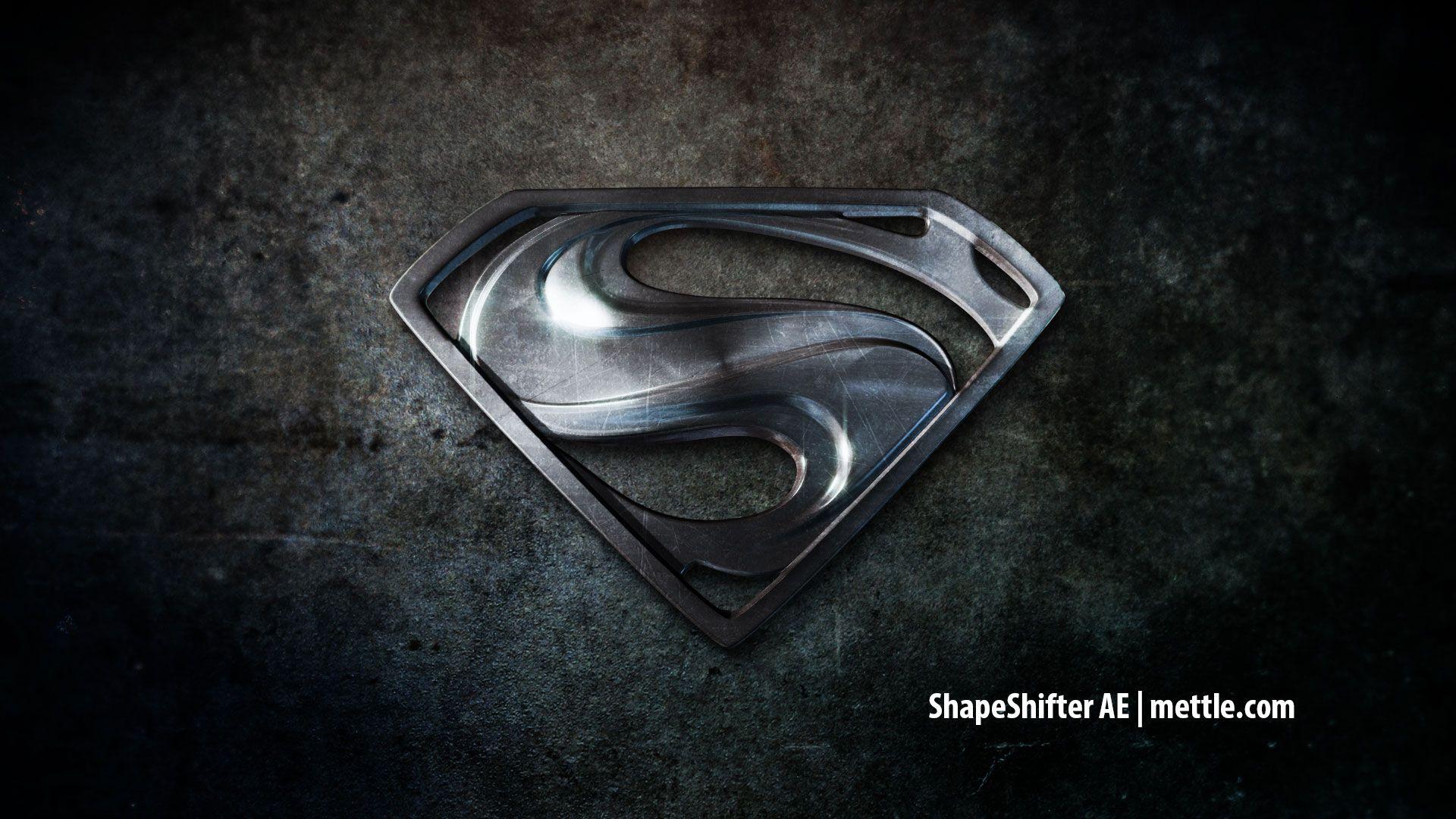 Wallpapers For Black Superman Logo Wallpaper 1920x1080