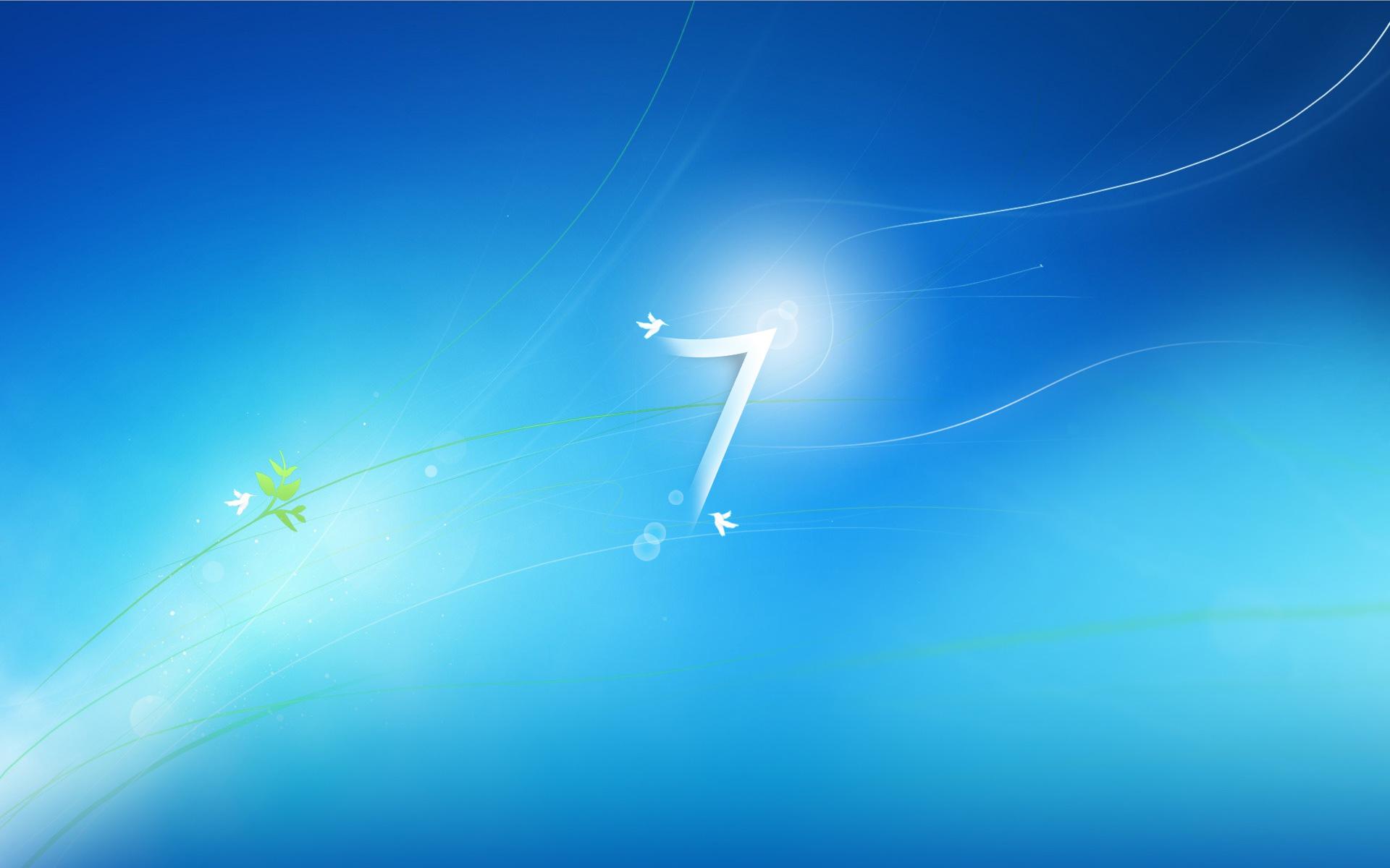 Windows 7 Widescreen Wallpapers HD 1920x1200