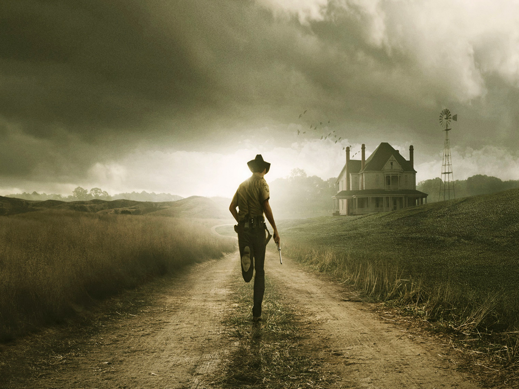 Free Download The Walking Dead Ipad Wallpaper New Ipad 3 1
