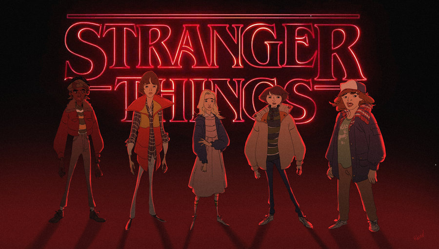 Stranger Things Wallpapers 26 Wallpapers Adorable 900x512