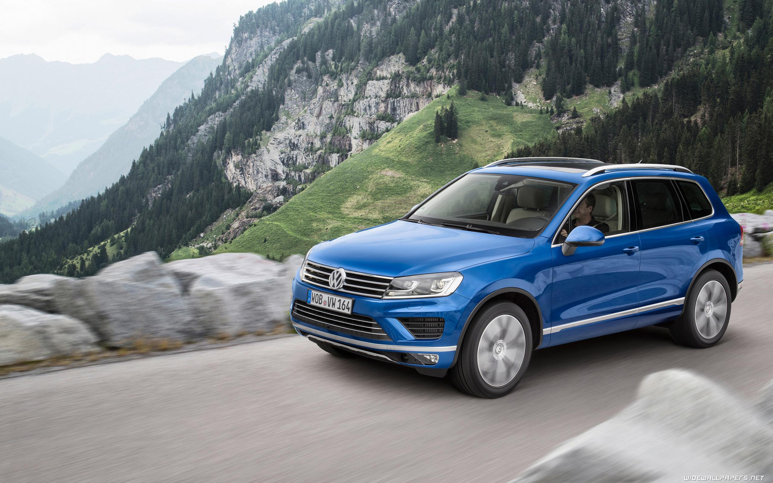 Volkswagen Touareg Wallpaper 5   2560 X 1600 stmednet 2560x1600