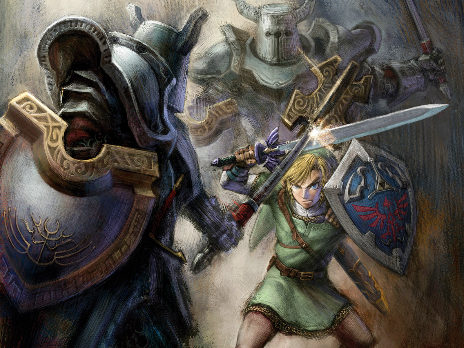 The Legend of Zelda Wallpaper Mega Wallpapers HD 1600x1200