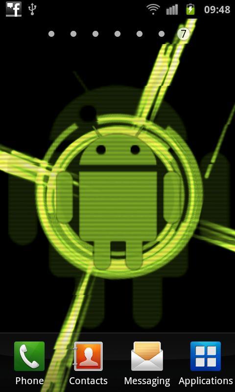 APP] Android 3D Live Wallpaper 480x800