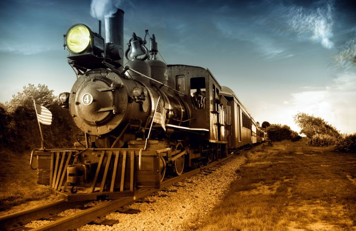 locomotive steam rail photo vehicle traffic us locomotive vintage road 720x467
