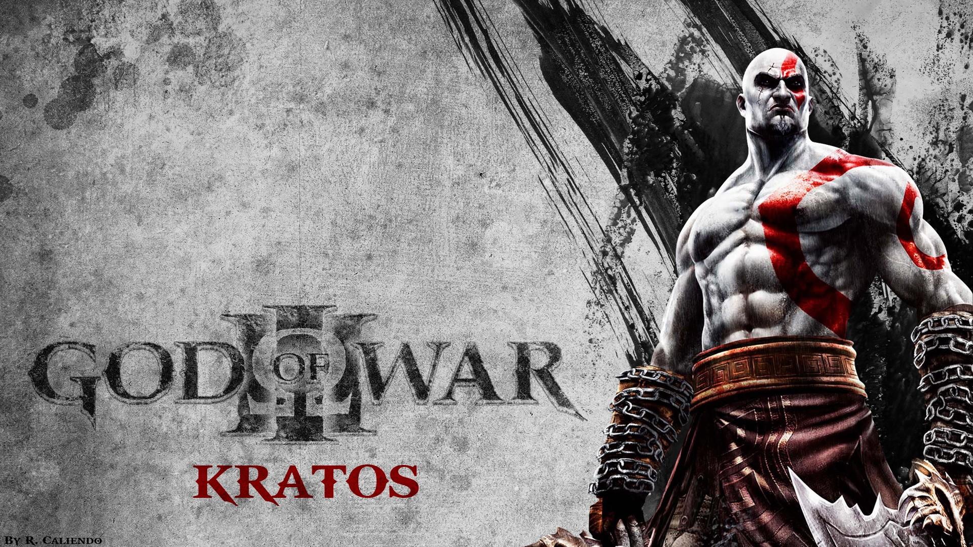 Free Download Kratos God Wallpaper 1920x1080 Kratos God Of War Pc