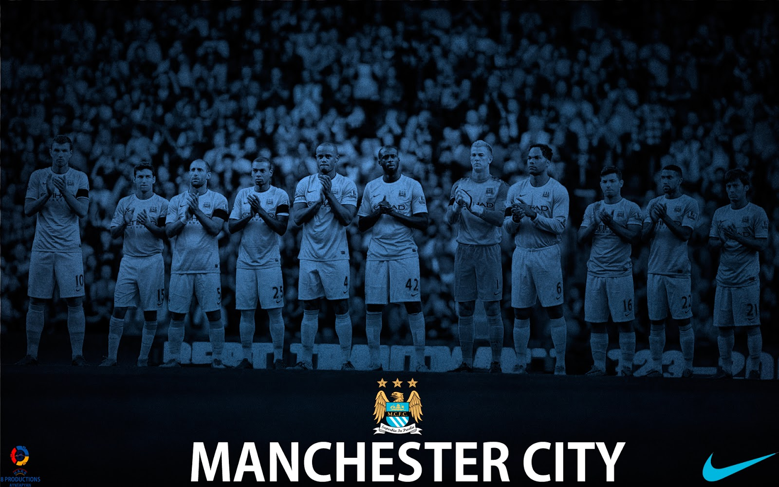 Productions Manchester City 201314 wallpaper 1600x1000