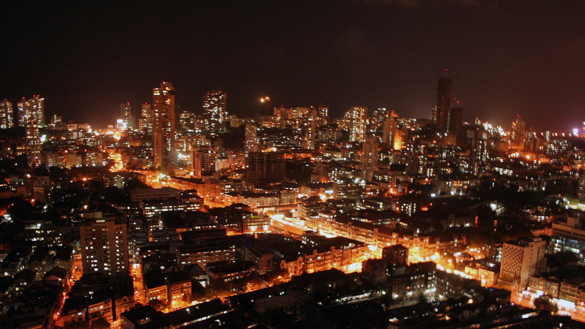 night Mumbai wallpapers and images wallpapers pictures photos 1920x1080