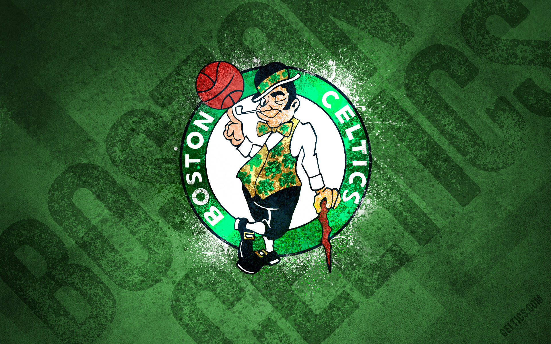 boston celtics wallpaper logo wallpapersafari