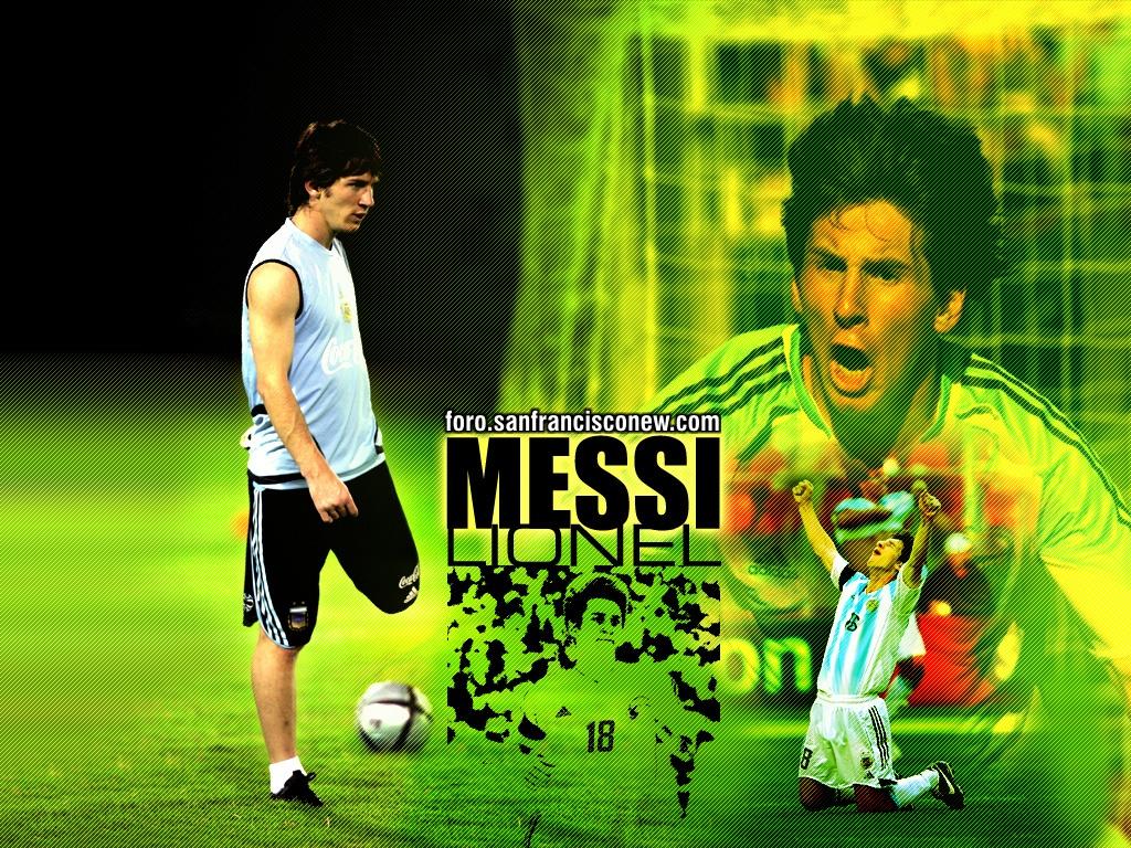 Free Wallpaper Lionel Messi Foto Messi Barcelona