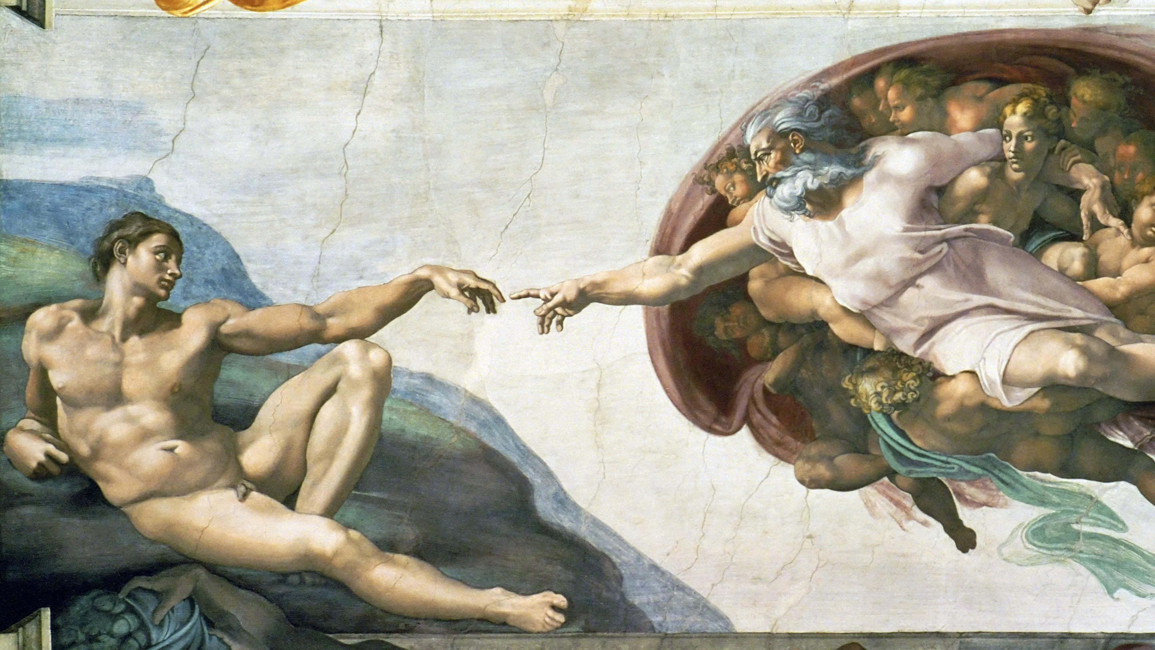 Sistine Chapel Wallpapers   Top Sistine Chapel Backgrounds 3840x2160