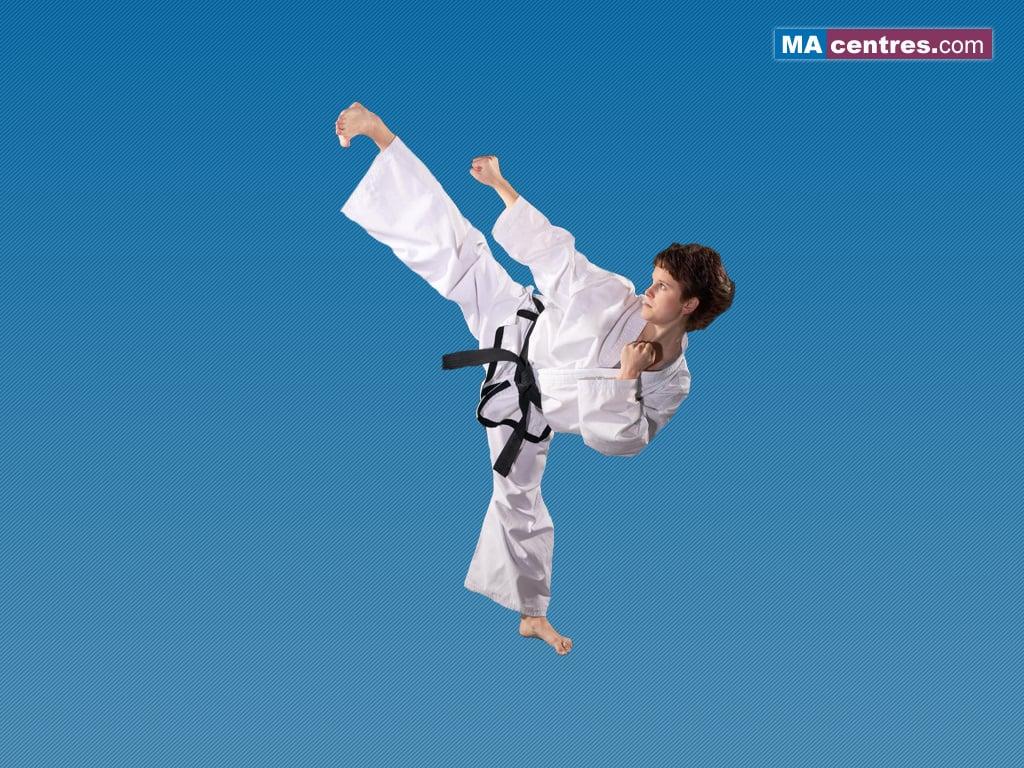 Taekwondo Wallpaper 1024x768