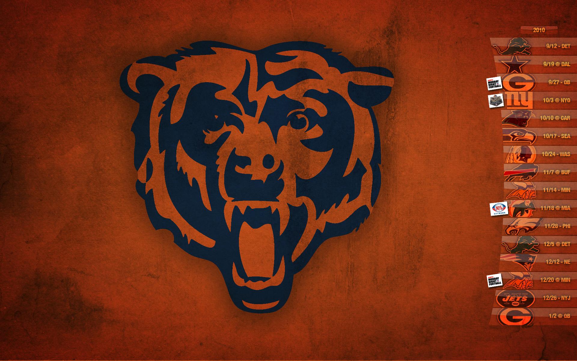 Chicago Bears Logo wallpaper   214096 1920x1200