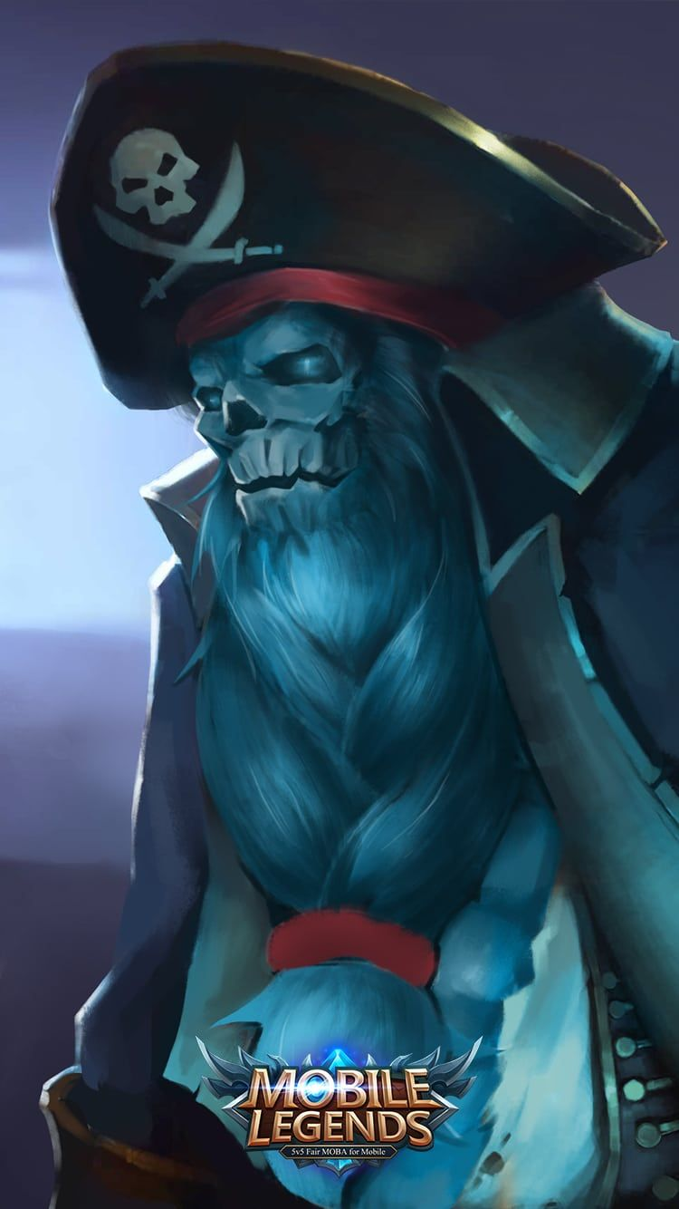 Bane Mobile Legends Wallpapers 750x1334