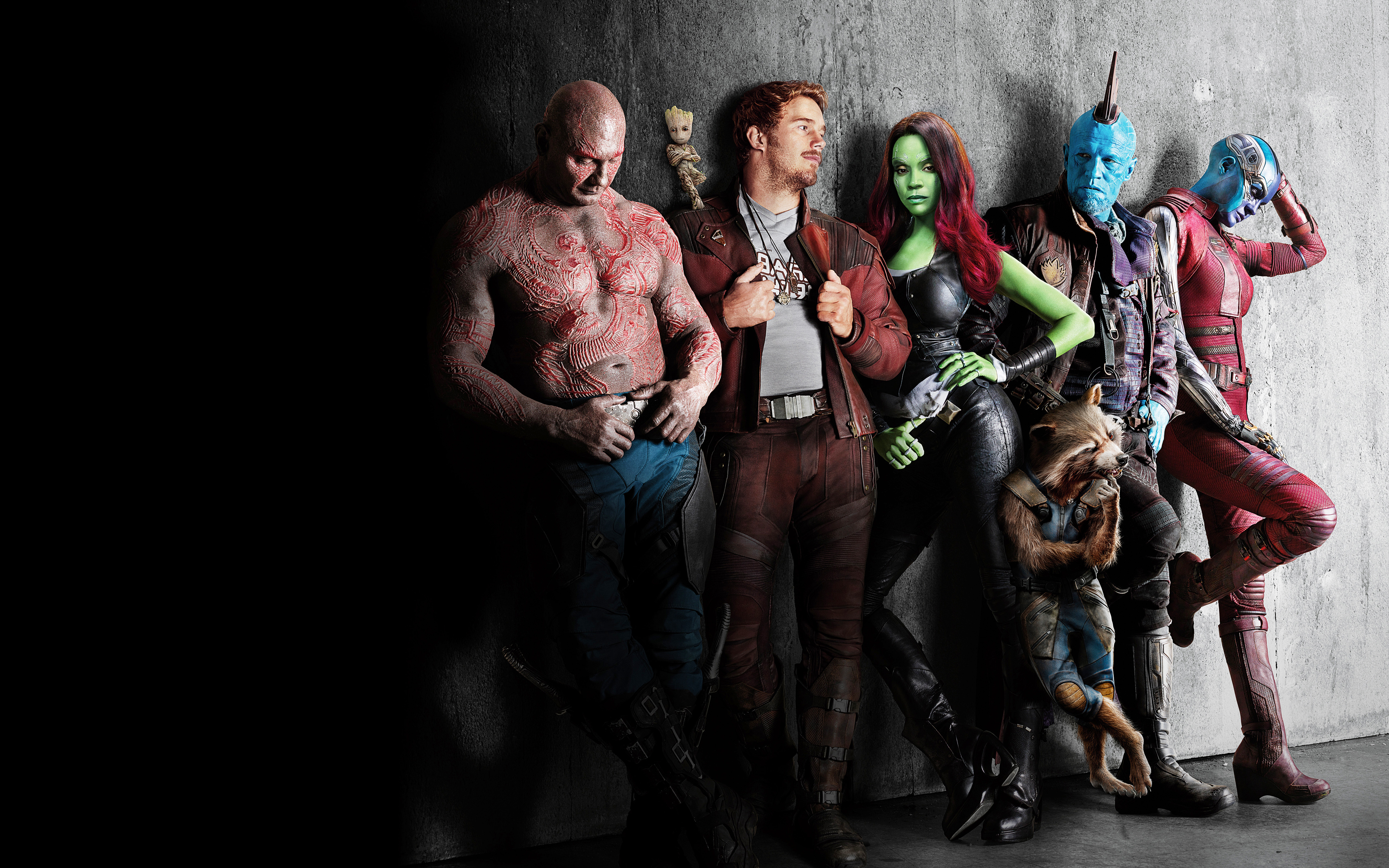 3840x2400px Guardians Of The Galaxy Vol 2 Wallpapers Wallpapersafari
