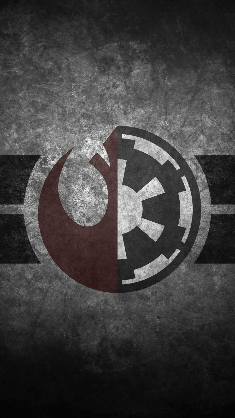 Star Wars Divided Allegiance Cellphone Wallpaper by swmand4 on 900x1600