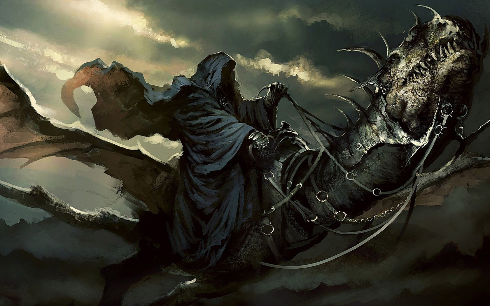 Lord Of The Rings Nazgul Wallpaper