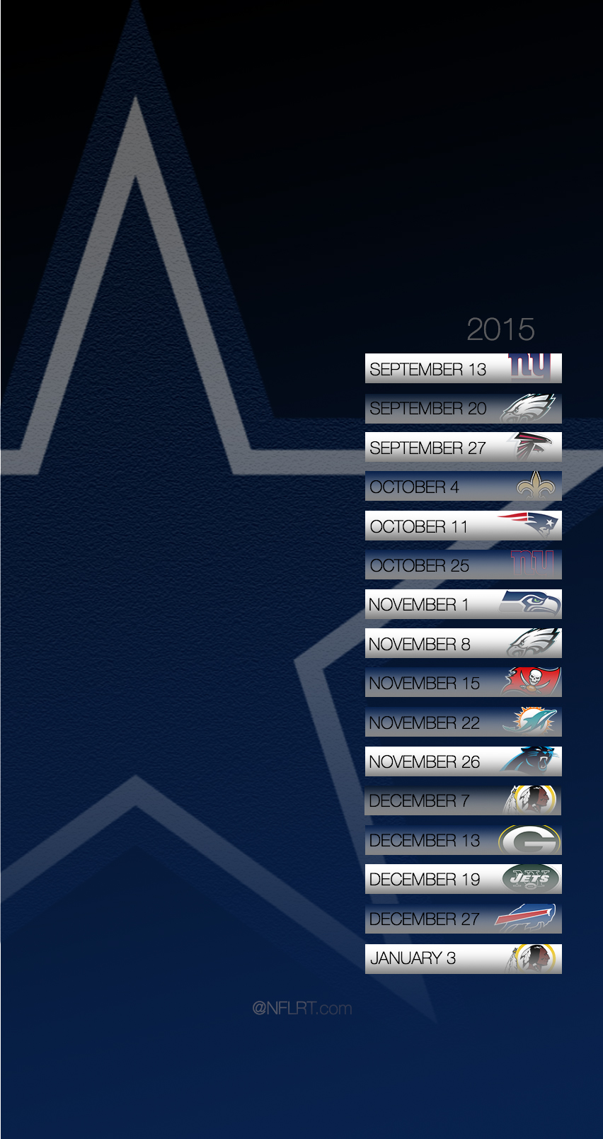 Dallas Cowboys 852x1608