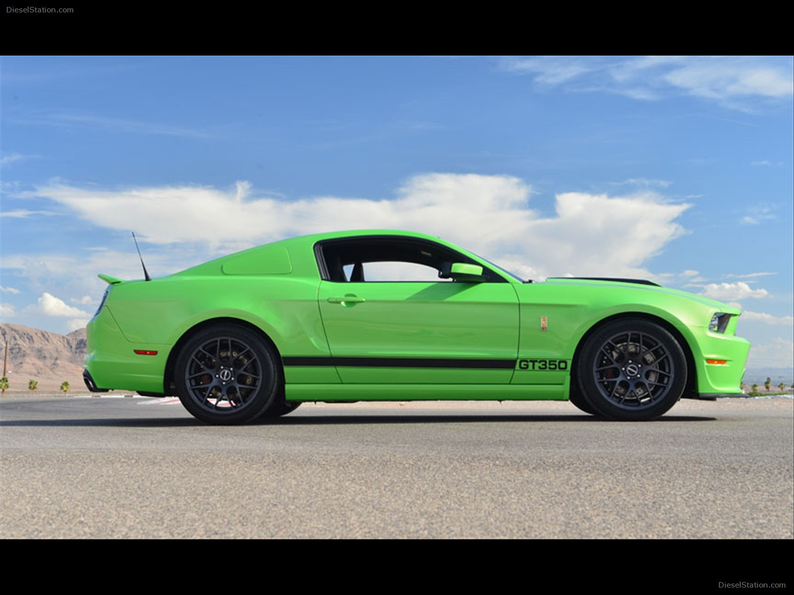 Shelby American GT350 2013 Exotic Car Wallpapers 02 of 18 Diesel 1600x1200