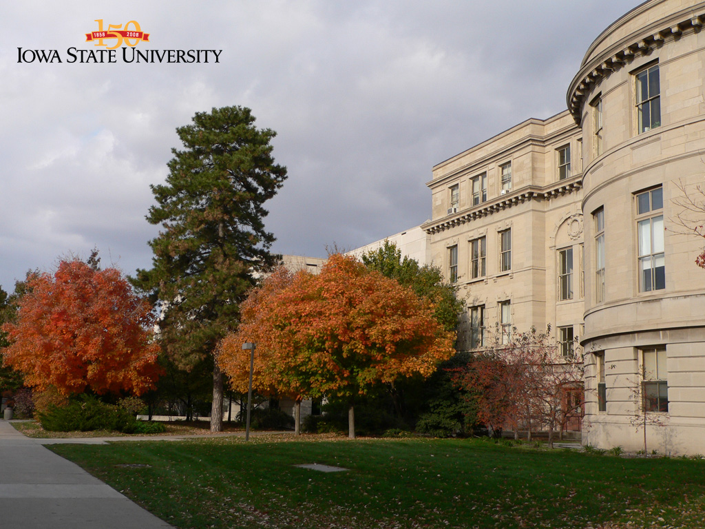 Iowa State University Desktop Wallpaper 1024x768