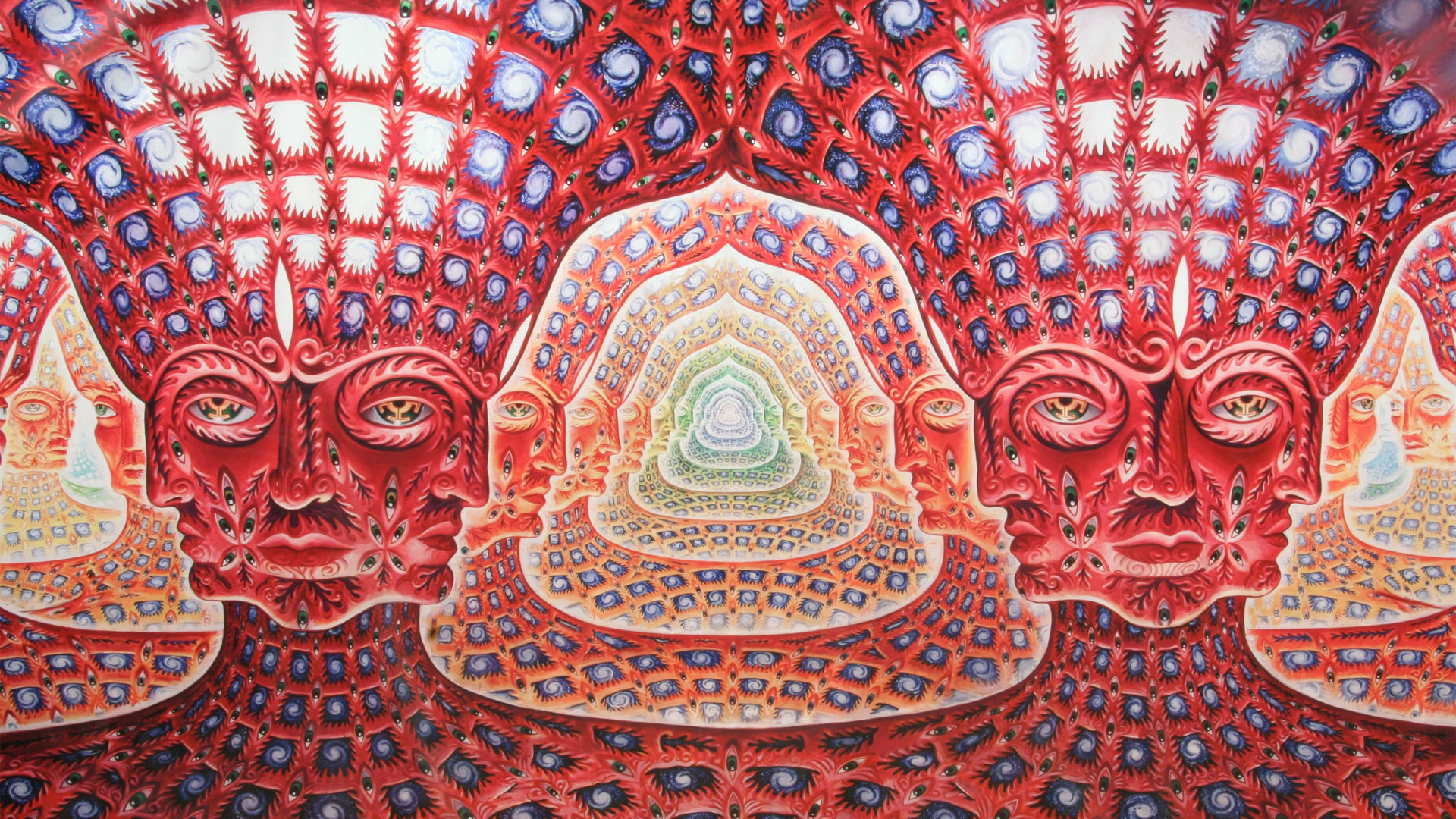 Psychedelic Wallpaper 1920x1080 Psychedelic 1920x1080