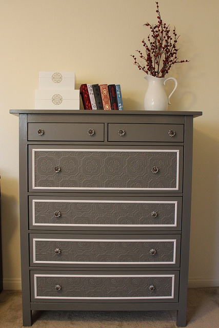 Materials Hemnes 6 Drawer Dresser raw wood trim paintable wallpaper 427x640