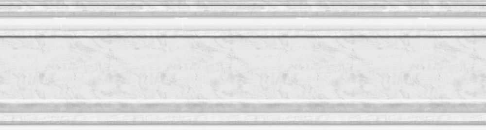 Faux White and Grey Peel and Stick Crown Molding Wallpaper Border 1000x269