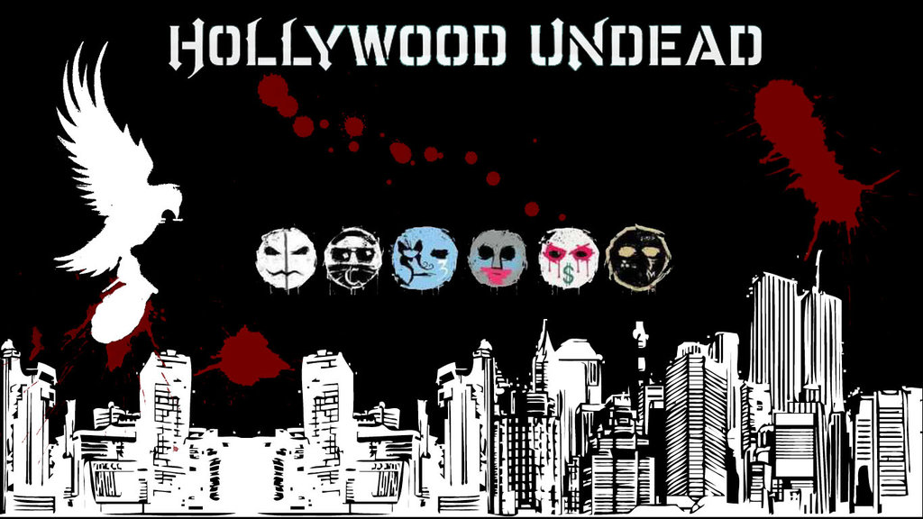 Hollywood Undead Wallpapers HD Wallpapers Early 1024x576