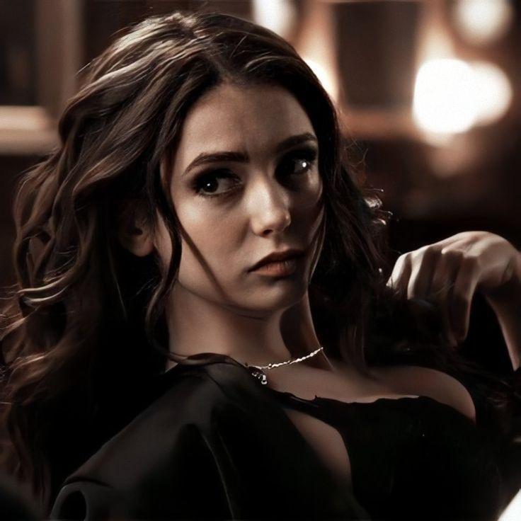 PRA SEMPRE   TVD E TO in 2021 Katherine pierce Vampire diaries 736x736