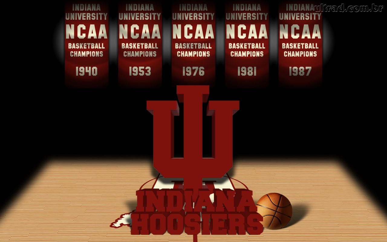 indiana hoosiers basketball wallpaper wallpapersafari