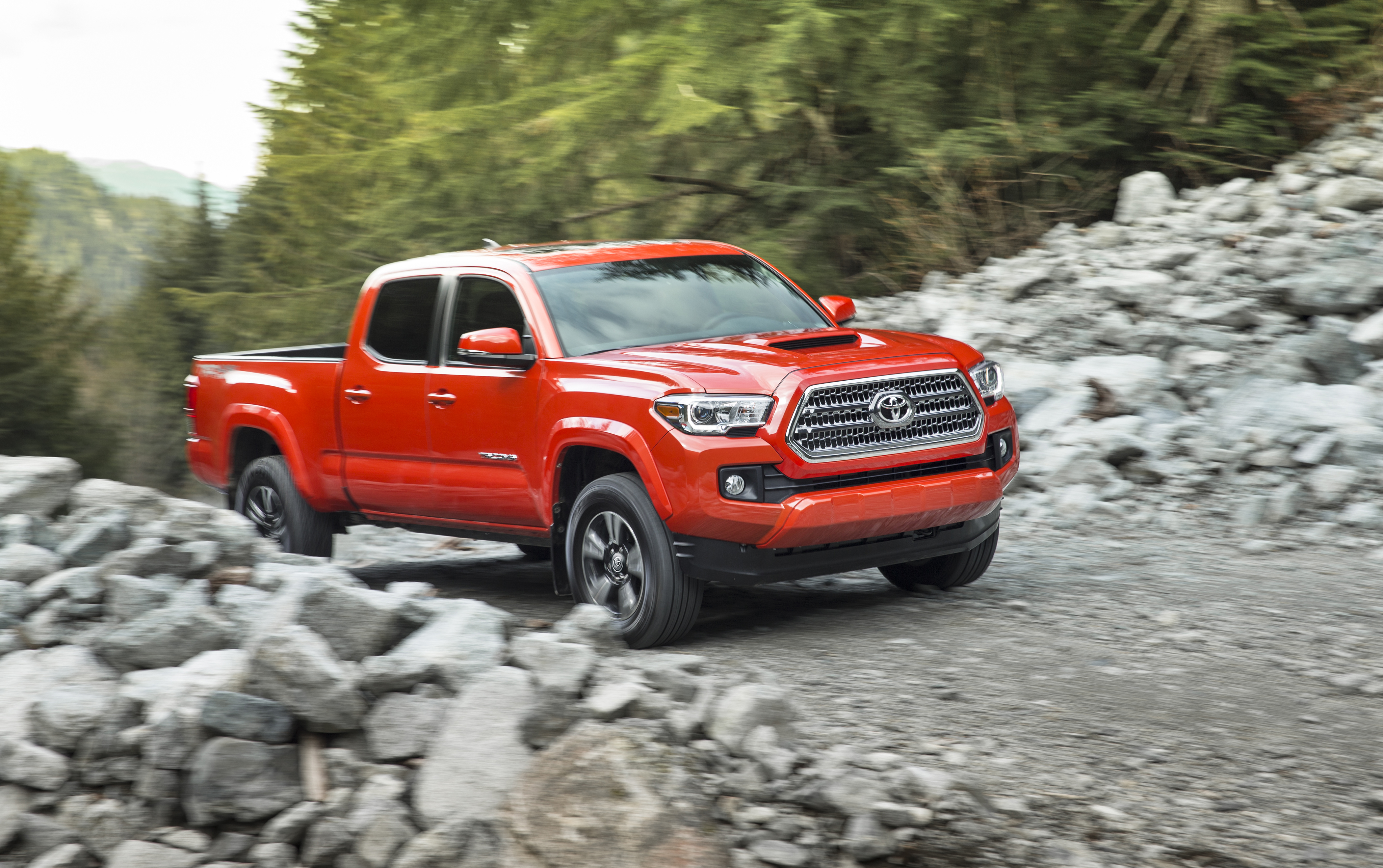 2016 Toyota Tacoma Trd Photo Wallpaper   HD Wallpaper 4096x2572