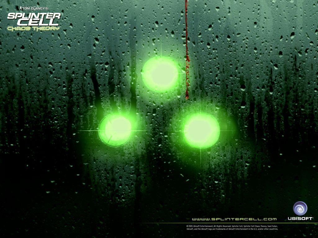 Splinter Cell Wallpaper 1024x768 Splinter Cell Water Drops 1024x768