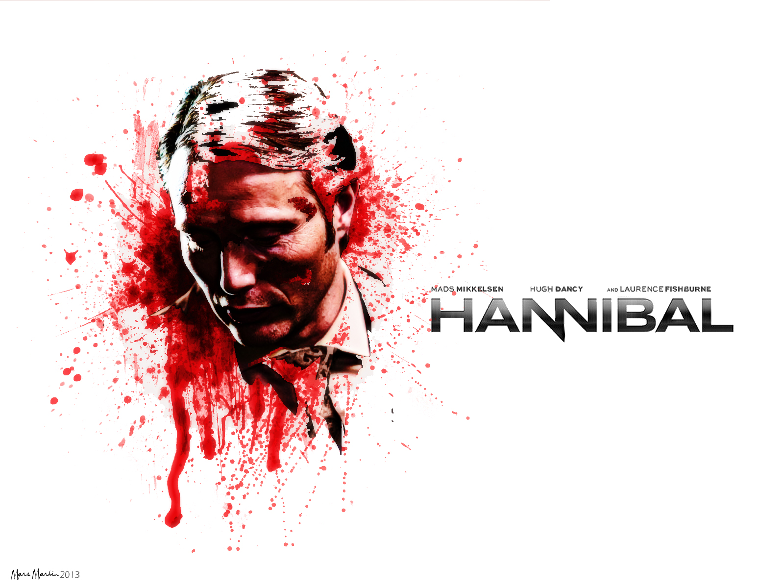 NBC Hannibal Wallpaper by thecannibalfactory 1600x1200