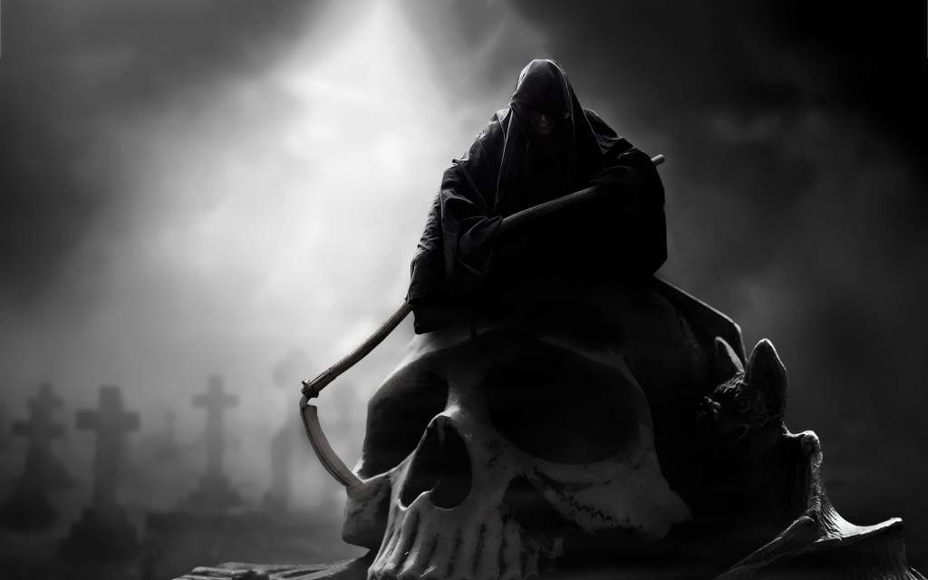 Download Grim Reaper Wallpaper HD pictures in high definition or 1024x640