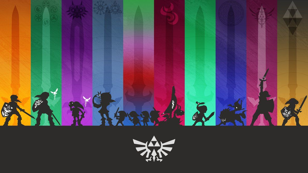 Awesome Zelda Wallpapers   Top Awesome Zelda Backgrounds 1191x670