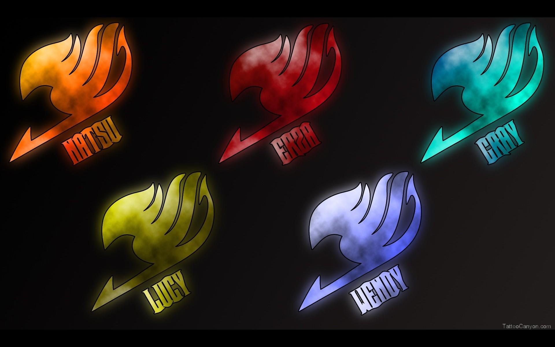 Fairy Tail Logo wallpaper   998445 1920x1200