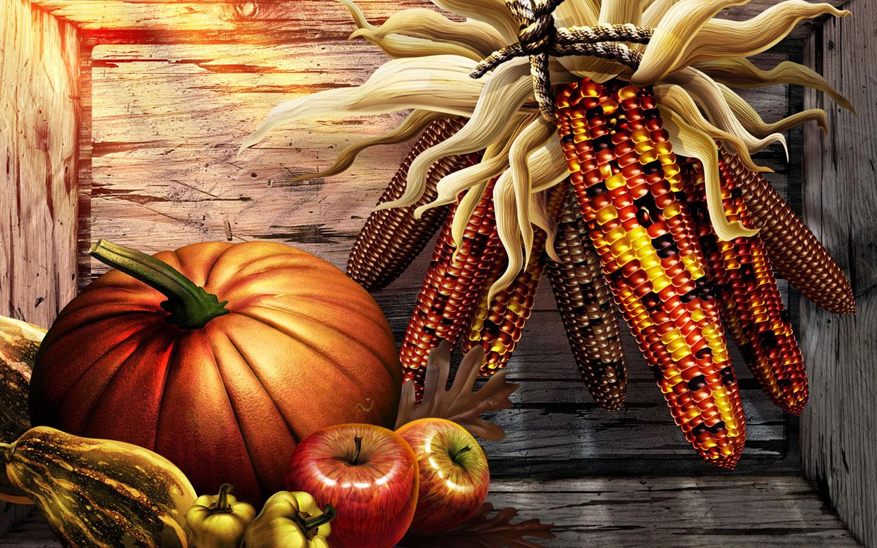 Thanksgiving Wallpaper PC High Resolution 1280x800