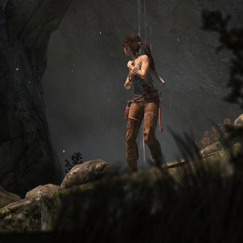 New Tomb Raider Wallpaper: Tomb Raider Wallpaper