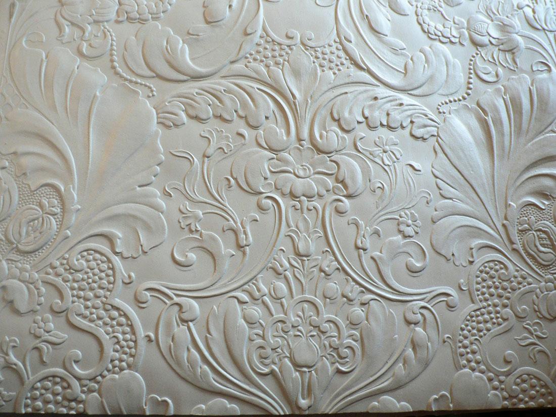 Lincrusta Italian Renaissance RD1952 Paintable Wallcovering 1100x825