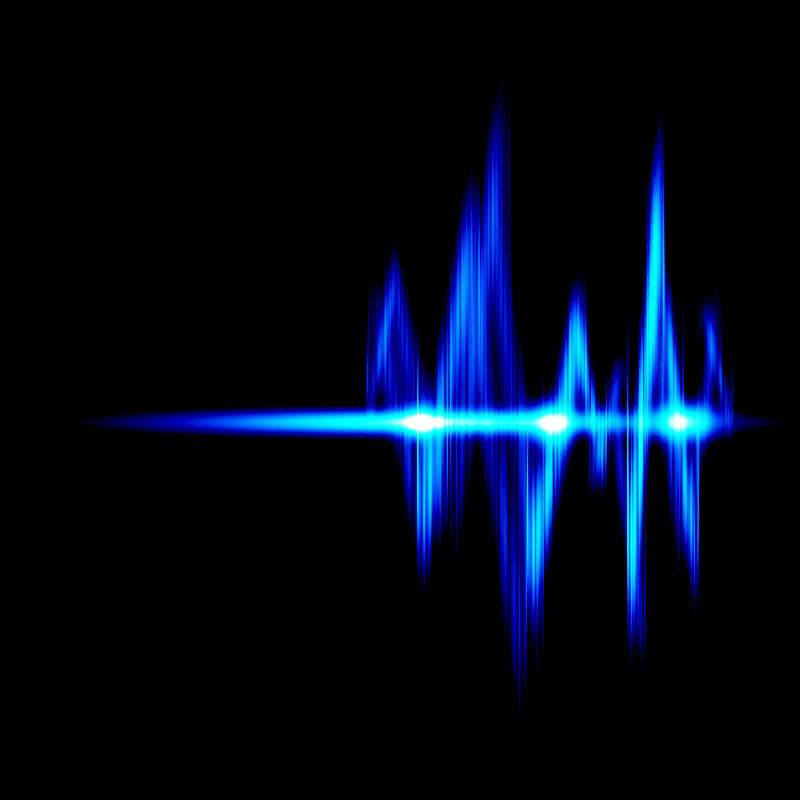 Sound Waves by ZeroSilverFang 800x800