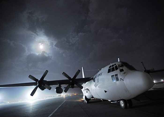 Go Back Gallery For C 130 Gunship Wallpaper 700x500