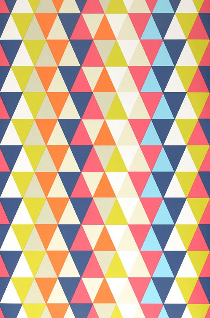 70s Wallpaper Pattern 728x1100