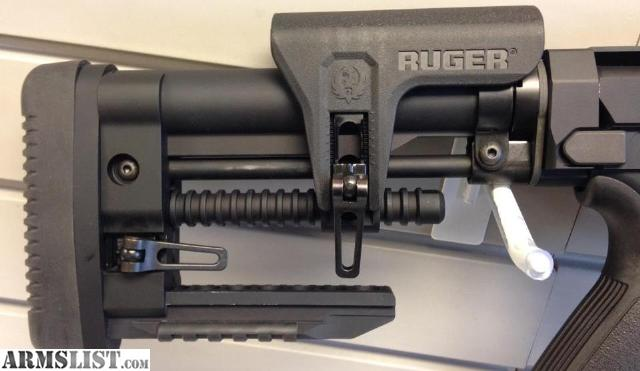 ARMSLIST   For Sale Ruger Precision Rifle 640x371