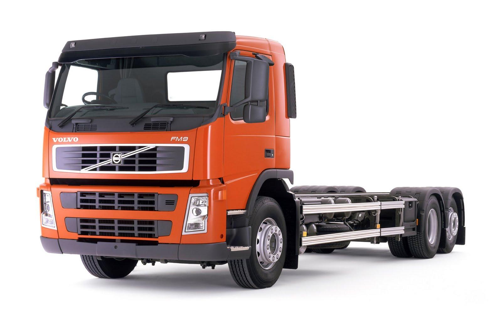 Volvo Truck Wallpapers Blazing Desktop Wallpapers 1600x1000
