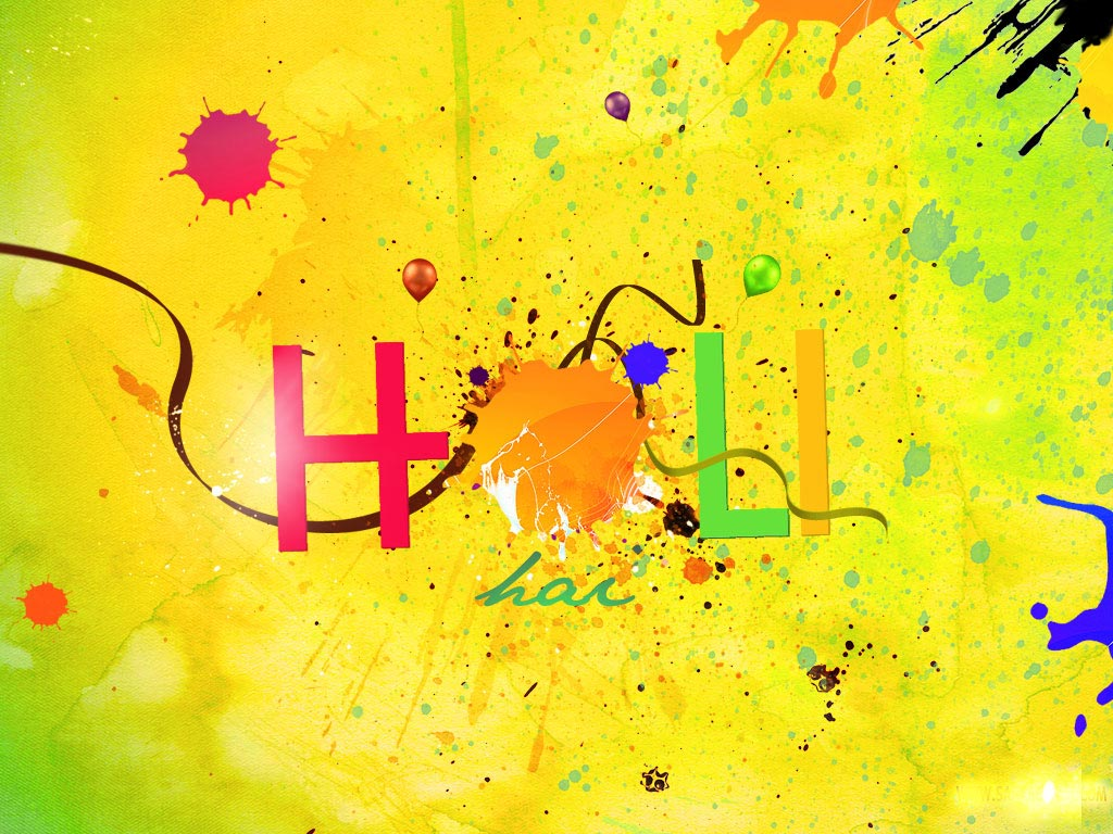 Holi Mubarak Wallpapers Images and Photos Download 1024x768