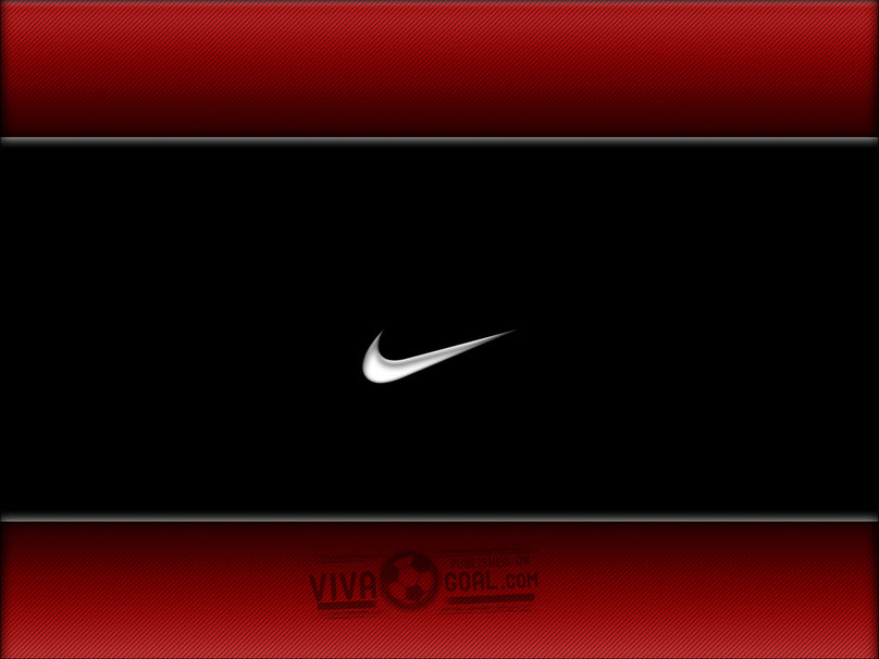 Nike Logo Red Wallpaper Nike logo wallpaper 808x606