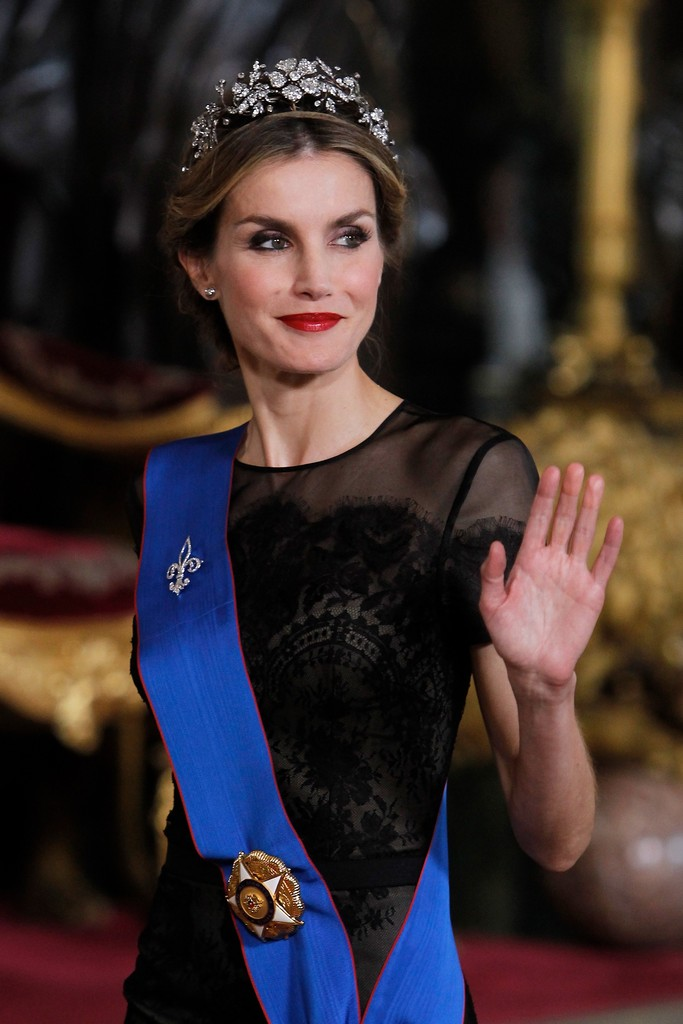 Photo of Queen Letizia of Spain 738182 Image size 683 1024 683x1024