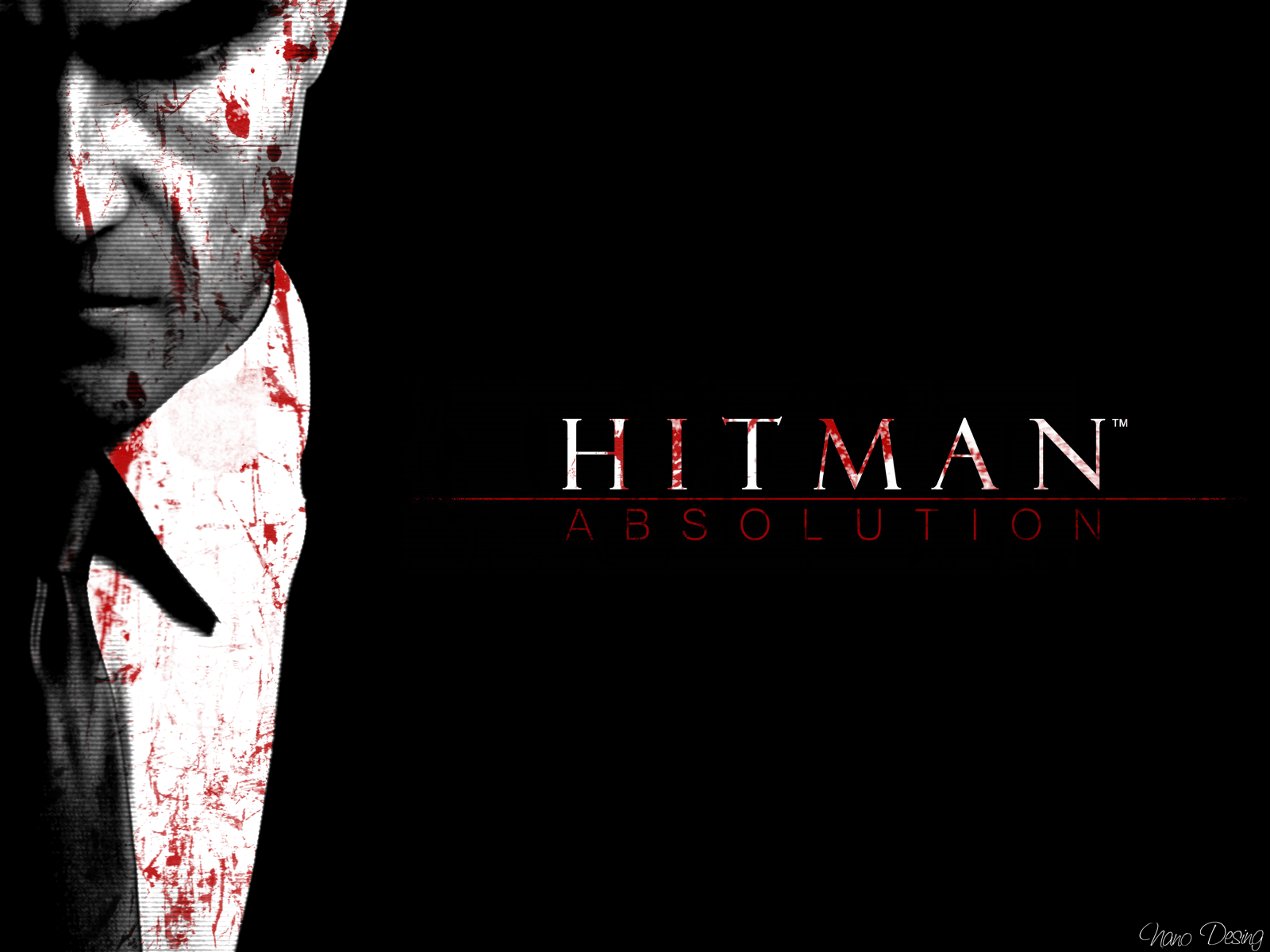 Video Game Hitman Wallpaper HD 2730 HD Game Wallpaper 1600x1200