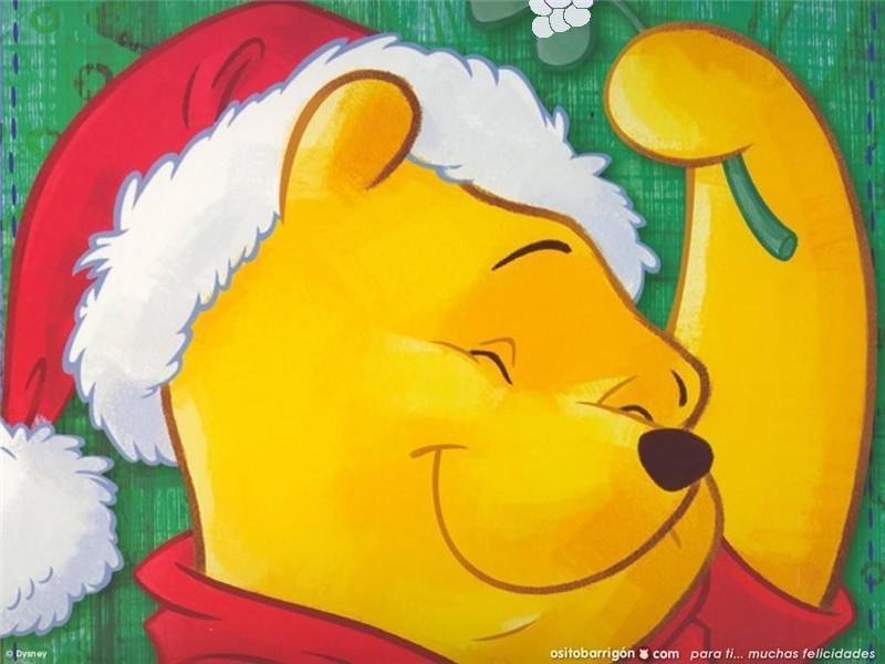Winnie the Pooh Christmas - Christmas Wallpaper (2735474) - Fanpop